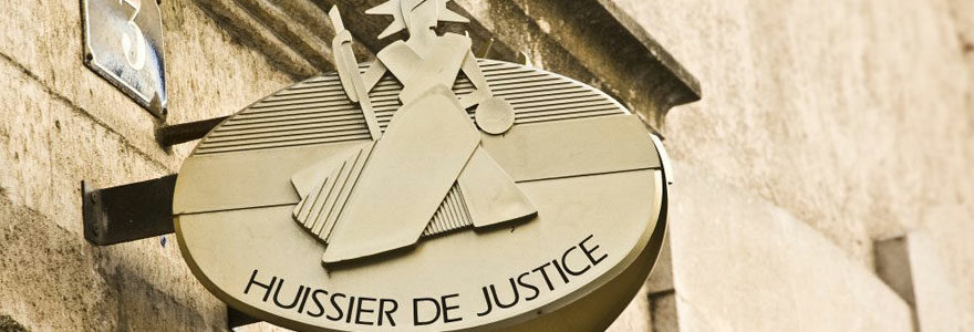 huissier de justice